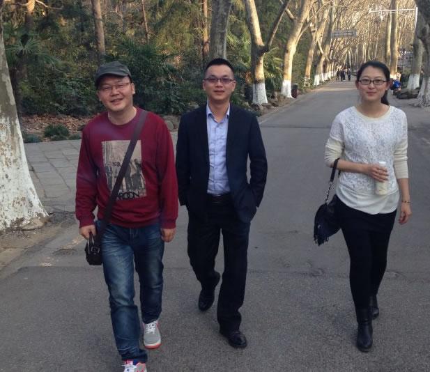 江水平4月底在南京举办互联网峰会 经验心得