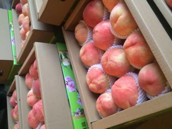 水果电商推广实战:一个桃子的爆棚营销 经验心得 第2张