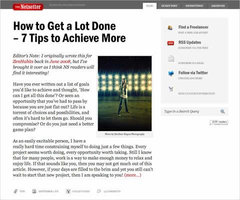 10个提高网站可用性的经验指南 好文分享 第8张