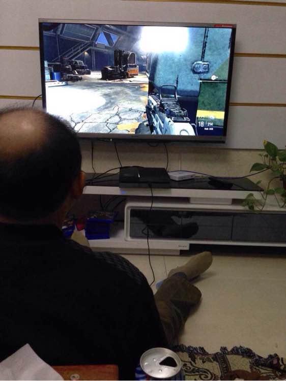 我、游戏、56岁的父亲 经验心得